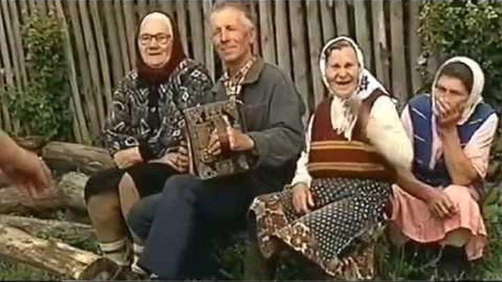 Классная песня про деревню `Соберу букет, подарю тебе` Молодцы!!