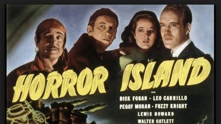 Horror Island (1941) Dick Foran, Leo Carrillo, Peggy Moran, John Eldredge, Hobart Cavanaugh, Director: George Waggner, (Eng)