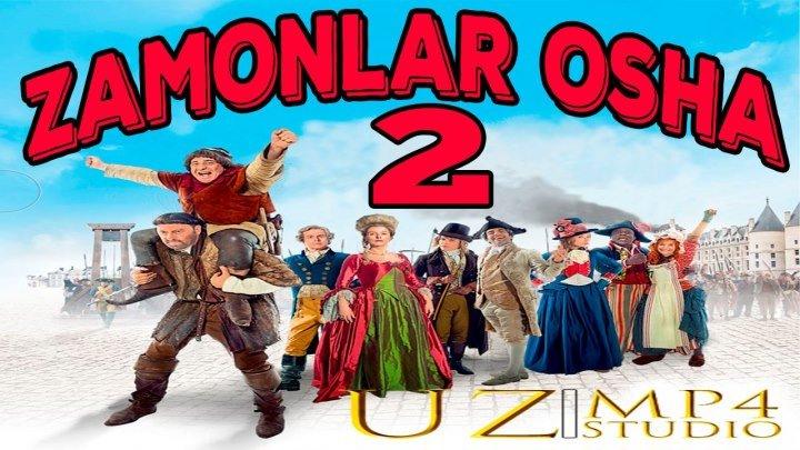 Zamonlar Osha 2 - Замонлар Оша 2 O'zbek tilida HD uzmp4 studio
