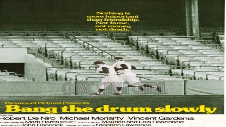 Bang The Drum Slowly (1973) Michael Moriarty, Robert De Niro, Vincent Gardenia