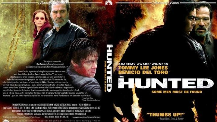Загнанный HD(Боевик,Триллер,Kриминал)2003