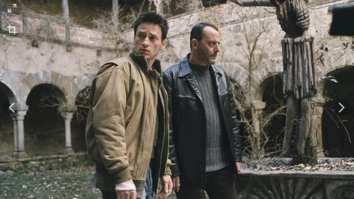 Багровые реки 2: Ангелы апокалипсиса / Les Rivieres pourpres II - Les anges de l'apocalypse, 2004