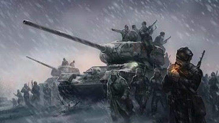"""OТЛИЧНЫЙ ФИЛЬМ """"БЕЛАЯ НОЧЬ"""" Русские военные фильмы"""