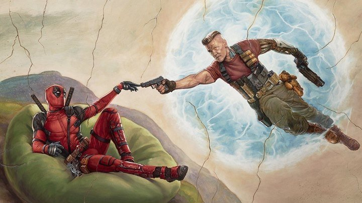Дэдпул 2 / Deadpool 2 США 2018