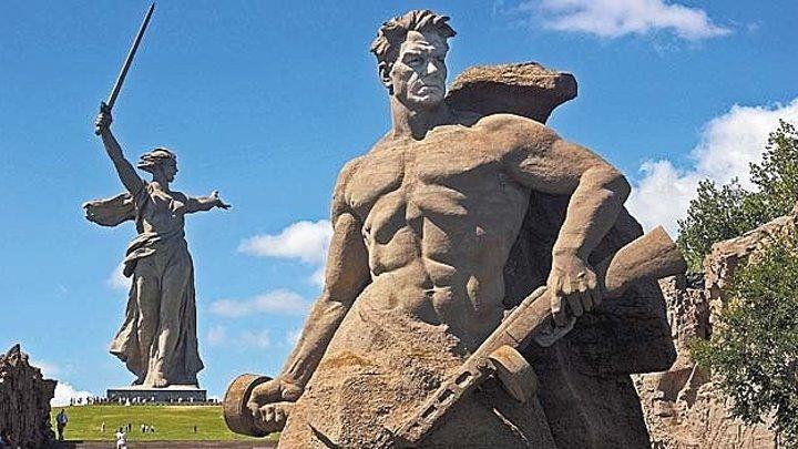 СТАЛИНГРАД - Accept. Клип с переводом. Кадры реальной Сталинградской битвы
