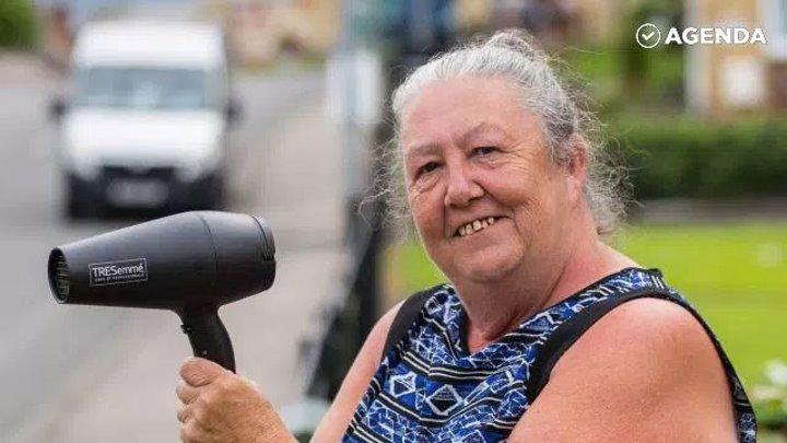 Пенсионерка заставила водителей соблюдать ПДД