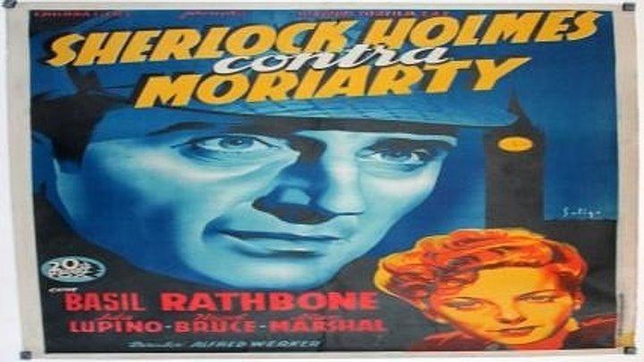 Sherlock Holmes contra Moriarty (1939) 3