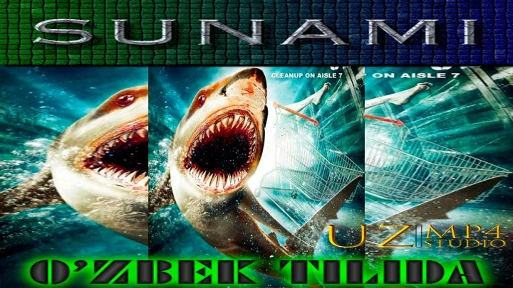Sunami - Сунами O'zbek tilida Full _ HD uzmp4 studio