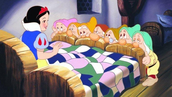 Белоснежка и семь гномов / Snow White and the Seven Dwarfs, мультфильм, 1937