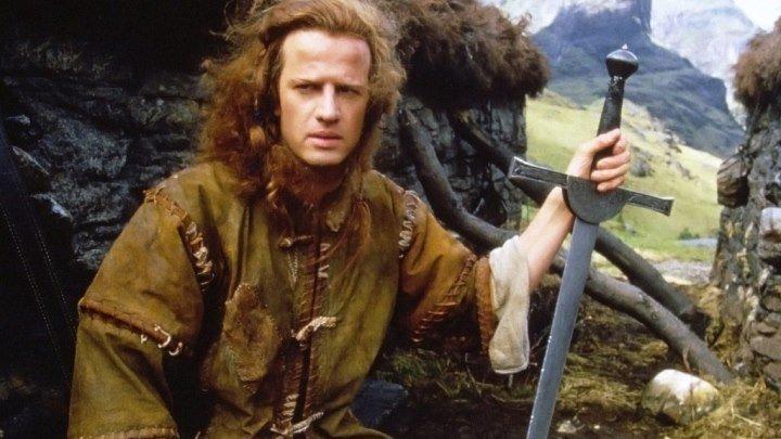 Горец (1986) фэнтези, боевик, приключения