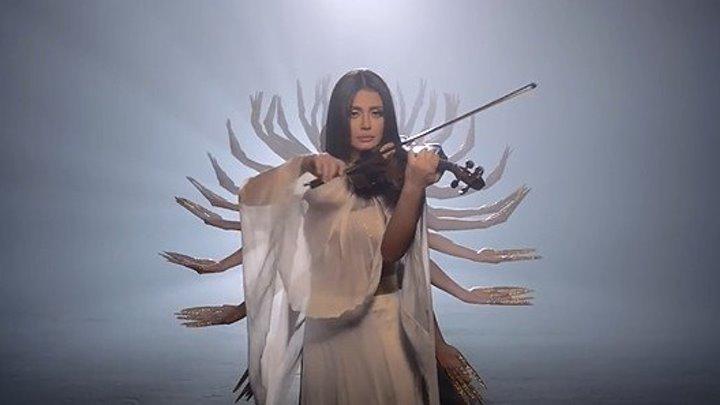 Hanine - Arabia (скрипка). Потрясающее видео!!!