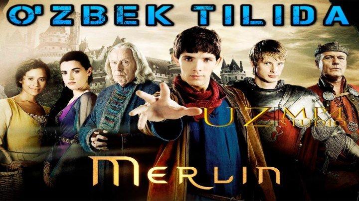 Afsungar Merlin 1 qism (Uzbek tilida) HD смотреть онлайн