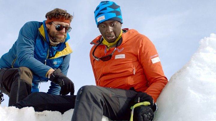 1+Эверест (Подъем). 2017. приключения Комедия