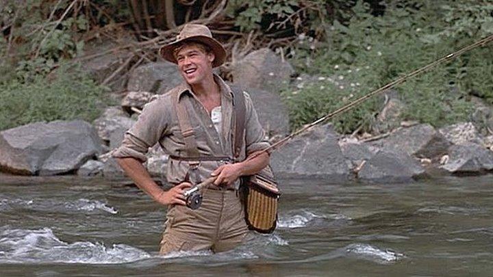 Там, где течет река (1992)