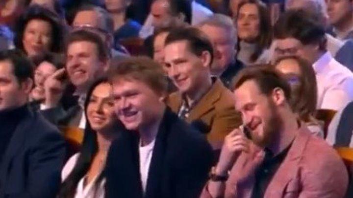 Команда КВН «Раисы» посвятила песню хоккеисту из Кузбасса Кириллу Капризову