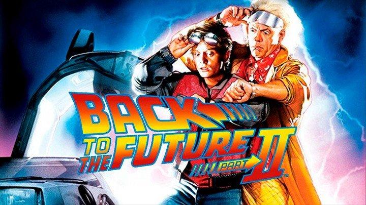Назад в будущее 2 HD(фантастика, приключенческий фильм)1989 (6+)
