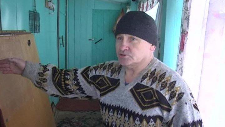В Томской области жильцы одного из домов обнаружили у себя полтергейст