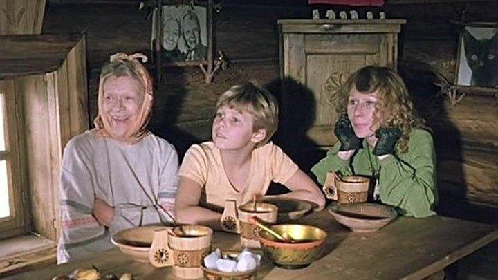 Там, на неведомых дорожках. Старая добрая сказка для детей. Смотреть фильм онлайн!