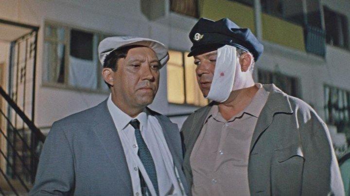 Бриллиантовая рука Фильм, 1968
