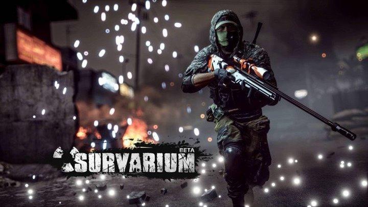 Стрим Survarium : Спокойной ночи Сурвариум
