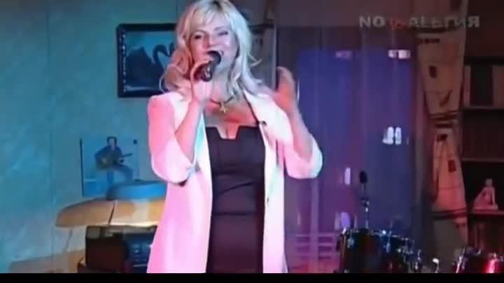 #НОСТАЛЬГИЯ# _ `АХ, ЧЕРЁМУХА БЕЛАЯ` - Марина Журавлёва