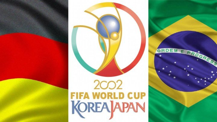 ГЕРМАНИЯ - БРАЗИЛИЯ (Чемпионат Мира - 2002. Финал) (87)