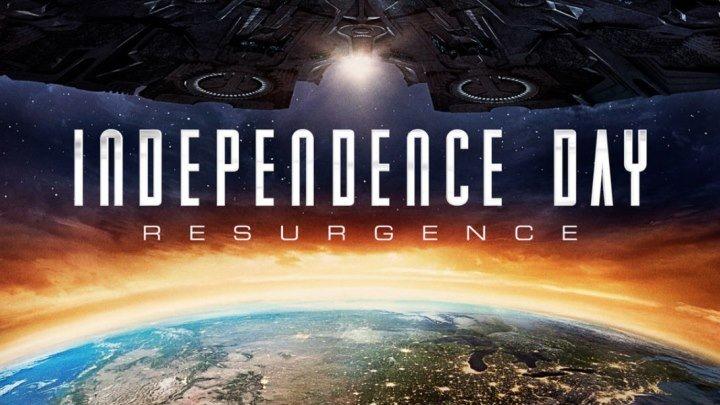 День независимости 2 • Independence Day. Resurgence (2016) 720p