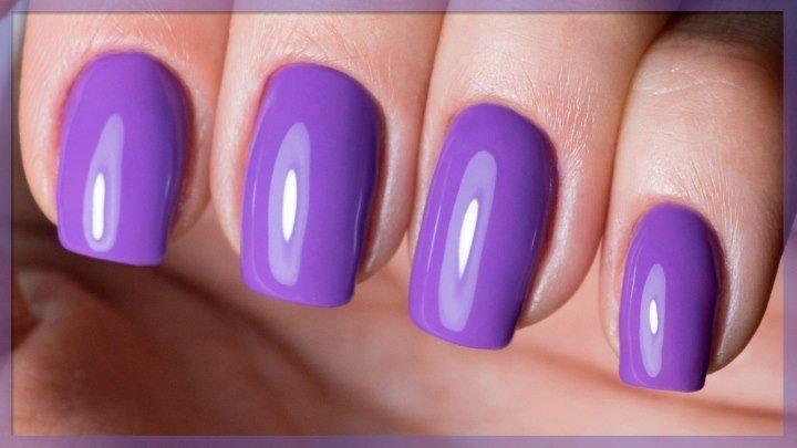 Как аккуратно накрасить ногти гель лаком без помарок!