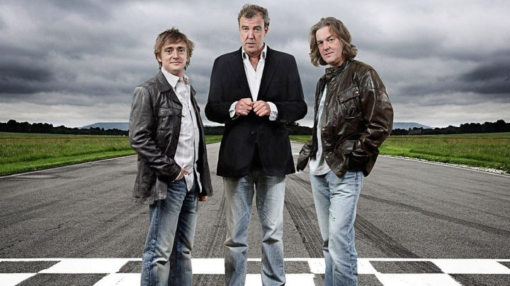 Top Gear. 3 сезон. 6 эпизод.