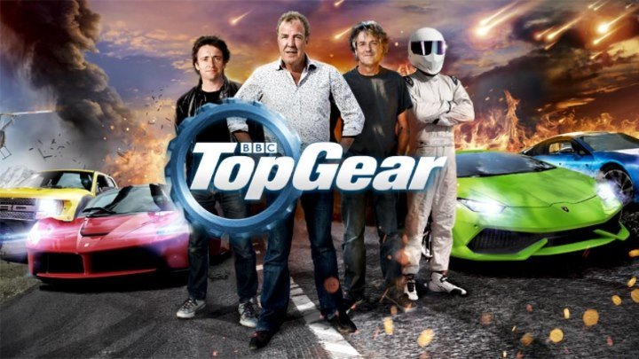 Top Gear. 2 сезон. 8 серия.