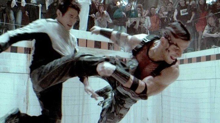 Дэнни Цепной пес (2005) боевик, драма