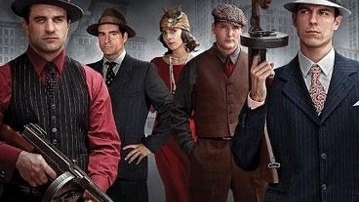 Земля Гангстеров / Gangster Land (2017). драма, криминал