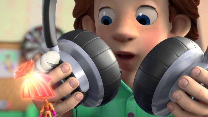 Фиксики - Микрофон ¦ Познавательные образовательные мультики для детей, школьников