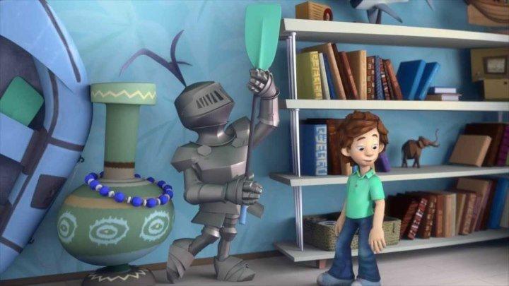 Фиксики - Доспехи ¦ Познавательные мультики для детей, школьников