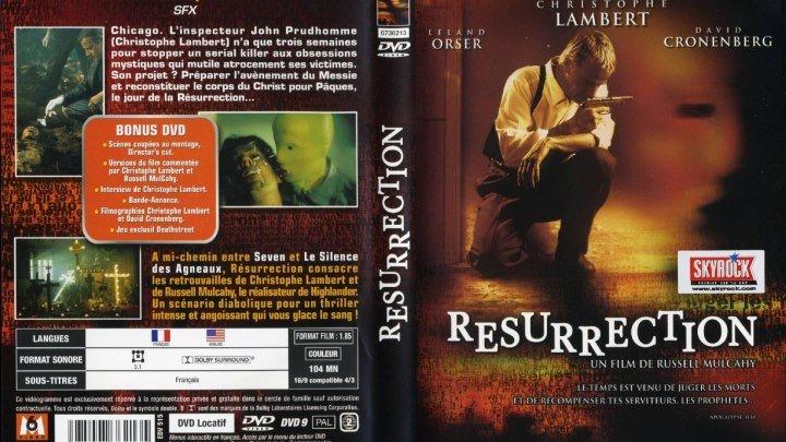 ужасы, триллер, драма-Воскрешение 1999.1080p
