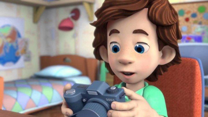 Фиксики - Фотоаппарат ¦ Познавательные мультики для детей, школьников
