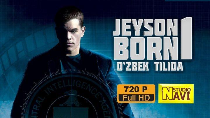 Jeyson Born_Джейсон Борн_2002(1-qism o'zbek rilida)HD