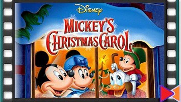 Рождественская история Микки [Mickey's Christmas Carol] (1983)