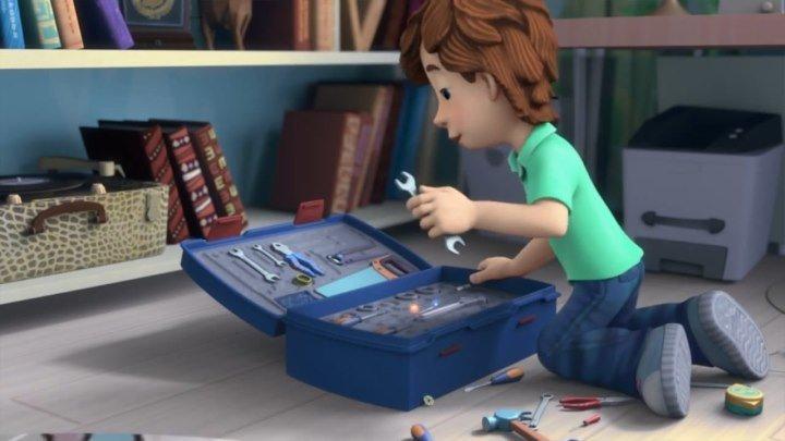 Фиксики - Инструменты ¦ Познавательные мультики для детей