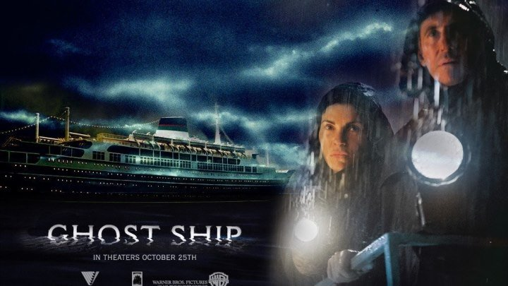 Корабль - призрак / Ghost Ship, 2002 (16+) [HD]