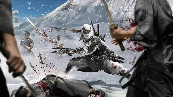 Ниндзя 2 (2013) Ninja: Shadow of a Tear