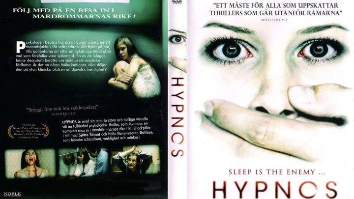 Гипноз HD(2004) 1O8Op.Ужасы,Триллер_Испания