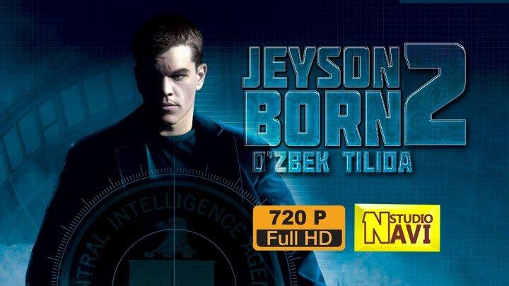 Jeyson Born_Джейсон Борн_2004(2-qism o'zbek rilida)HD
