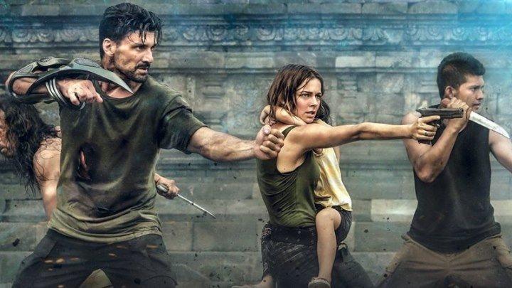 "Фильм "" Скайлан 2 "" ужасы, фантастика, боевик, триллер, приключения 2017"