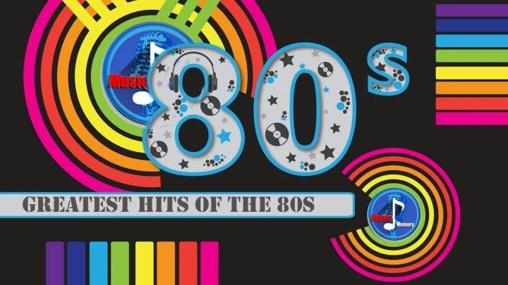 """""""Сборник клипов - Best Hits 80-х"""" _ (2017) Часть 1."""