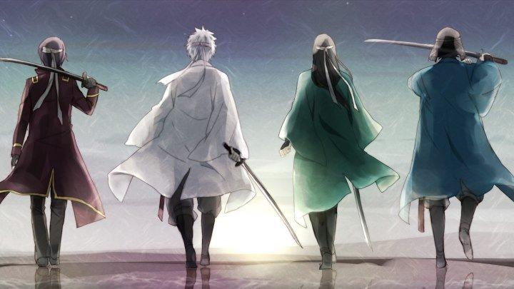 Гинтама - 2 сезон 16 серия