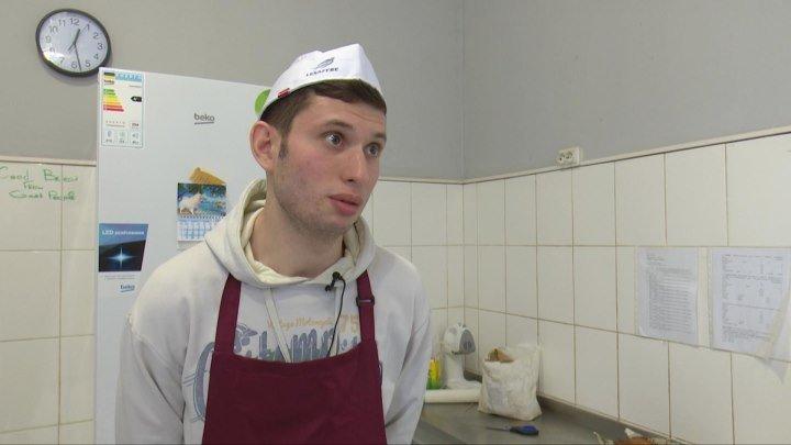 Киевский стартап для людей с инвалидностью