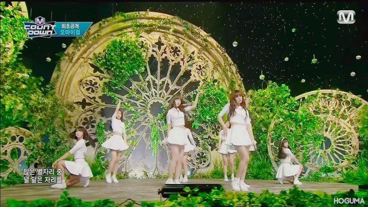 ☆ OH MY GIRL 오마이걸 - Closer 교차편집 (Stage Mix 2) [Quad HD 1440p] 60fps