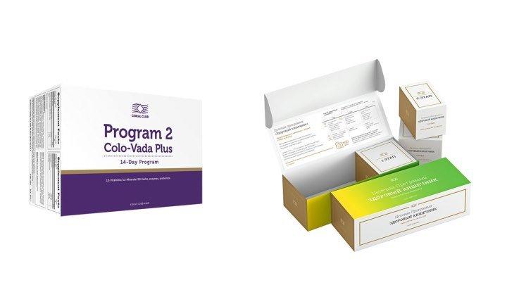В чем отличия набора «Программа 2 Коло-Вада Плюс» от целевой программы «Здоровый кишечник»