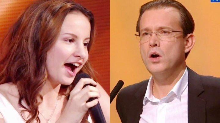 Victoria Hovhannisyan - Time to Say Goodbye, Con te partirò, финалистка ТВ конкурса Синяя птица